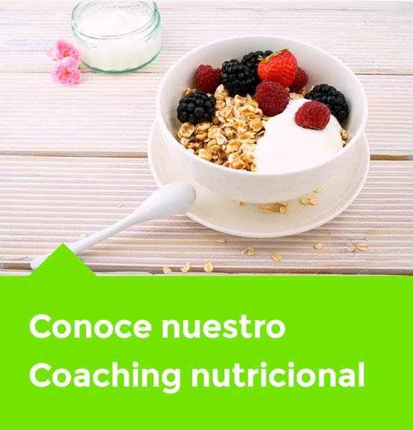 Coaching nutricional Sevilla